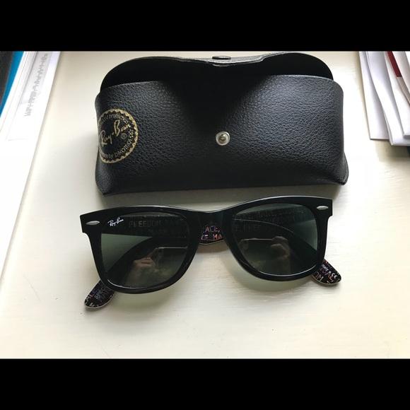 e15bbf54f07 Ray Ban Original Wayfarer sunglasses. M 5b6e0e50283095de6b32a3f7